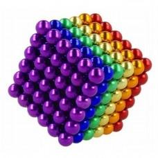 216 Parça Kutulu Mıknatıslı Renkli Küp