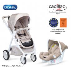 Casual Cadillac Air Trona Travel Sistem Bebek Arabası 2020 Model