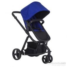 Soo Baby Crea Plus Rosso Bebek Arabası Mavi
