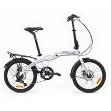 Bisan Fx 3600 Md Katlanır Bisiklet Beyaz Ve Gri