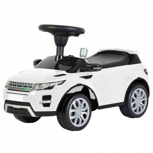 Kraft Land Rover 6v Mini Akülü Araba Beyaz