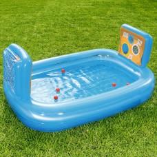 Bestway Büyük Boy Şişme Şut Oyunu Havuzu