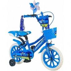 Baffy 15 Jant Çocuk Bisikleti 2-6 Yaş Çocuk Bisikleti Mavi