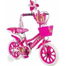 Baffy 15 Jant Çocuk Bisikleti 2-6 Yaş Çocuk Bisikleti Pembe
