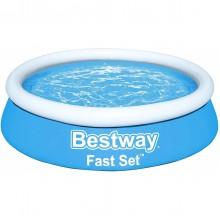 Bestway Hızlı kurulumlu Havuz 183 cm x 51 cm 57392