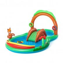 Bestway Kaydıraklı Oyun Havuzu Seti 53093