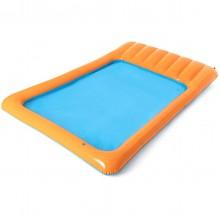 Bestway Kaydırmalı Çocuk Havuzu 341 x 213 x 38 cm Renkli 53080