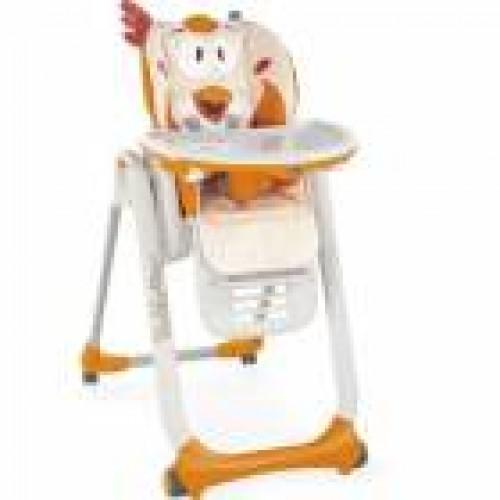 Chicco Polly 2 Start Mama Sandalyesi Sarı