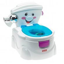 Fisher Price Eğitici ve Eğlenceli Tuvalet