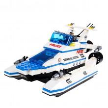 Lego Bricks 321 Parça Polis Seti