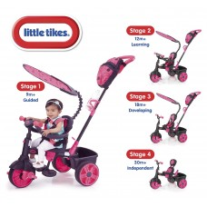 Little Tikes 4'ü 1 arada Deluxe Edition Trike