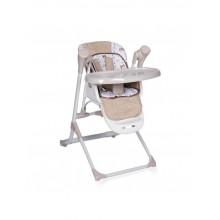 Lorelli Ventura Elektrikli Salıncak Ve Mama Sandalyesi- Beige