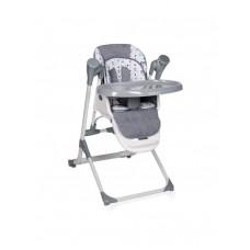 Lorelli Ventura Elektrikli Salıncak Ve Mama Sandalyesi- Grey