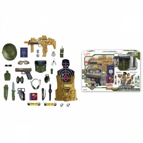 Power Gun Asker Silah Seti Full 34600