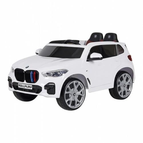 Rollplay BMW X5 Premium Uzaktan Kumandalı Araba Beyaz