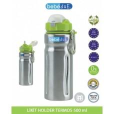 Bebe Due Likit Holder Termos 500 Ml