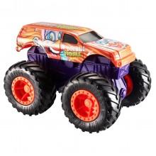Hot Wheels Monster Trucks Çek Bırak Araba