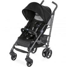 Chicco LiteWay 3 Top Bebek Arabası Jet Black