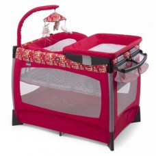 Chicco Lullaby Europa Oyun Parkı Red