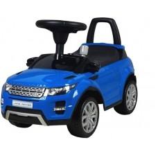 KRAFT Land Rover 6V Mini Akülü Araba Mavi