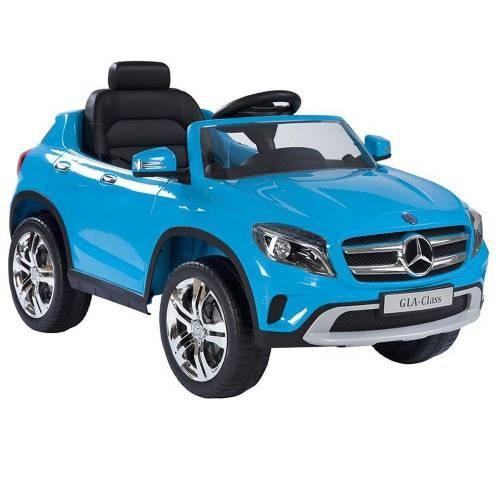 Kraft Mercedes Benz Gla 12 Volt Akülü Araba Mavi