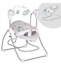 Sunny Baby 626 Ursula Elektrikli Salıncak Gri